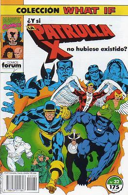Colección What If Vol. 1 (1989-1994) (Grapa 32 pp) #32
