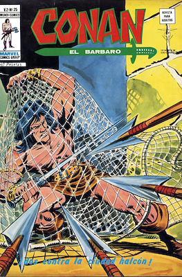 Conan el Bárbaro Vol. 2 (Grapa) #25