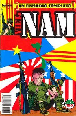 Vietnam (Grapa/Rústica. 17x26. 24/32/48 páginas. Color (1988-1991)) #7