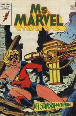 Ms. Marvel (1978) (Grapa, 36 páginas (1978)) #9