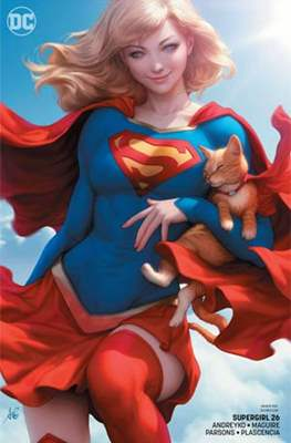 Supergirl Vol. 7 (2016-... Variant Covers) (Comic-book) #26
