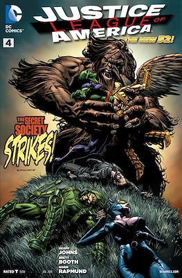 Justice League of America Vol. 3 (2013-2014) (Comic-Book) #4