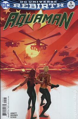 Aquaman Vol. 8 (2016-2021) Variant Cover) #5