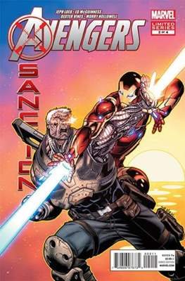 Avengers: X-Sanction (Comic-book) #2