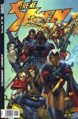 X-Treme X-Men (2002-2005) (Grapa) #10