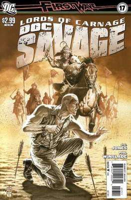 First Wave: Doc Savage (Grapa) #17