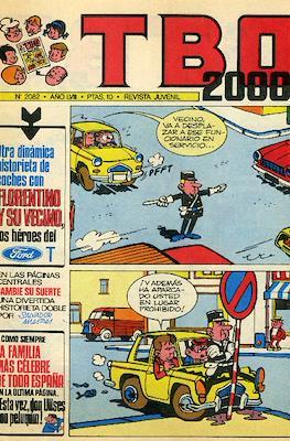 TBO 2000 - El TBO (Grapa) #2082