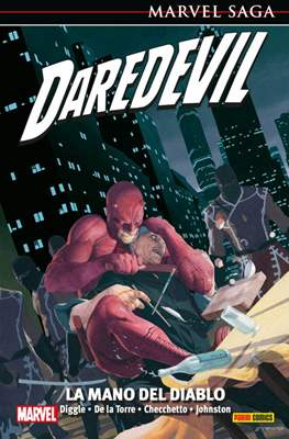 Marvel Saga: Daredevil #22