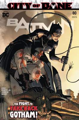 Batman Vol. 3 (2016-) (Comic-book) #80