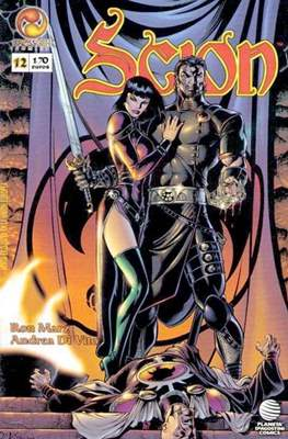 Scion (Grapa, 24 páginas (2002)) #12