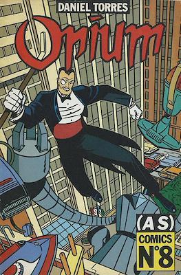(AS) Comics (Agrafé) #8