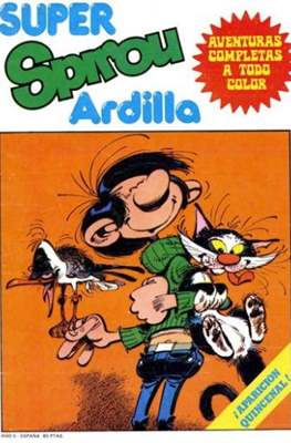 Super Spirou Ardilla (Grapa 64 pp) #5