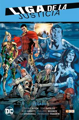 Liga de la Justicia Saga #4