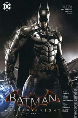 Batman Arkham Knight (Softcover 144-160-200 pp) #3