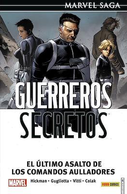 Marvel Saga: Guerreros Secretos (Cartoné) #4