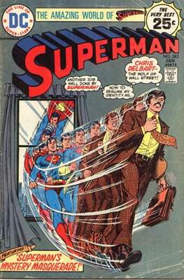 Superman Vol. 1 / Adventures of Superman Vol. 1 (1939-2011) (Comic Book) #283