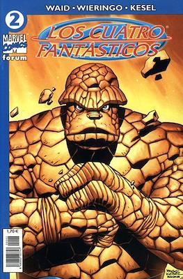 Los 4 Fantásticos Vol. 5 (2003-2004) (Grapa 24 pp) #2