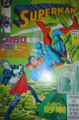 Superman (1984) (Retapado, Tomo rústica) #27