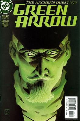 Green Arrow Vol. 3 (2001-2007) (Comic book) #20
