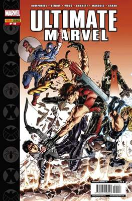 Ultimate Marvel (2012-2016) (Rústica) #19