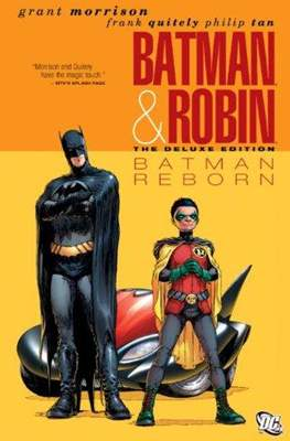 Batman & Robin The Deluxe Edition (Hardcover 160-168 pp) #1