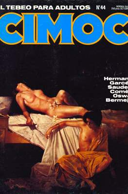 Cimoc (Grapa 60-132 pp) #44
