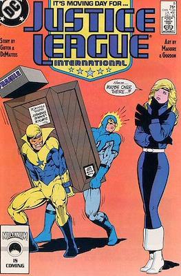 Justice League / Justice League International / Justice League America (1987-1996) (Comic-Book) #8