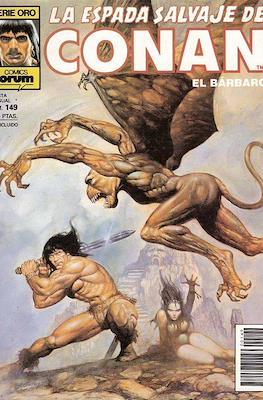La Espada Salvaje de Conan. Vol 1 (1982-1996) (Grapa. B/N.) #149