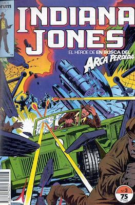 Indiana Jones (Grapa 24 pp) #3