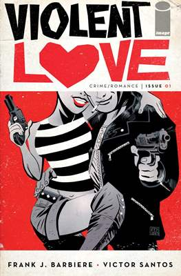 Violent Love (Comic-book) #1