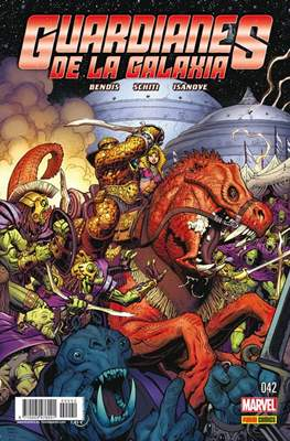 Guardianes de la Galaxia (2013-) (Grapa) #42