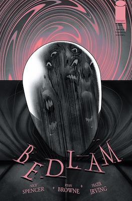 Bedlam (Comic-book) #10