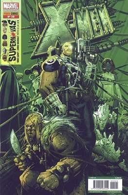 X-Men Vol. 3 / X-Men Legado (2006-2013) #20