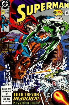 Superman Vol. 2 (1987-2006) (Comic Book) #43