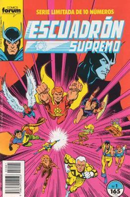 Escuadrón Supremo (1990) (Grapa. 17x26. 32 páginas. Color) #1