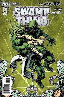 Swamp Thing Vol. 5 (2011-2015) #2
