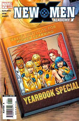 New X-Men: Academy X Yearbook Special
