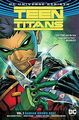 Teen Titans 2016 (Digital) #1