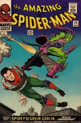 The Amazing Spider-Man Vol. 1 (1963-2007) (Comic-book) #39