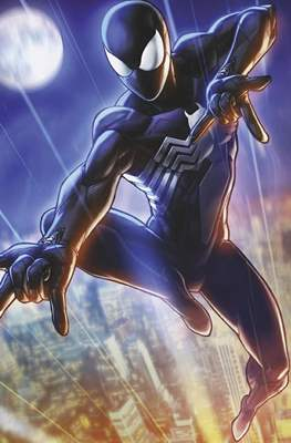 Symbiote Spider-Man (2019 - Variant Covers) (Comic Book) #2.1