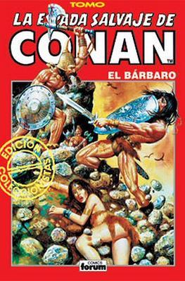 La Espada Salvaje de Conan el Bárbaro. Edición coleccionistas (Rojo) (Cartoné 192 pp) #36
