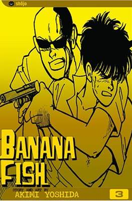 Banana Fish (Softcover) #3