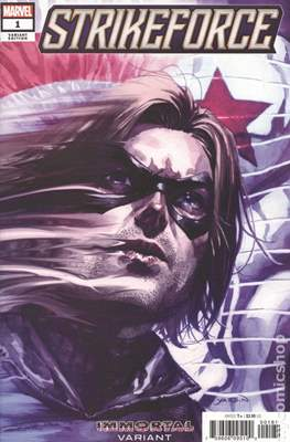 Strikeforce (2019- Variant Cover) (Comic Book) #1