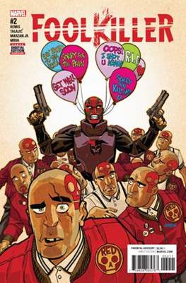 Foolkiller Vol. 3 (2017-2017) (Comic Book) #2