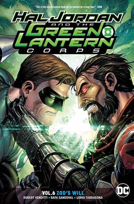 Hal Jordan and the Green Lantern Corps (Vol. 1 2016-...) (Softcover) #6