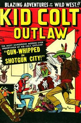 Kid Colt Outlaw Vol 1 #15
