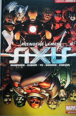 Avengers X-Men: Axis - Marvel Omnibus