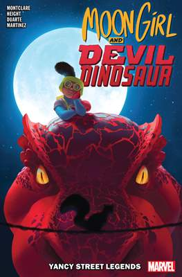 Moon Girl and Devil Dinosaur (Softcover) #8