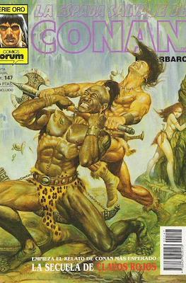 La Espada Salvaje de Conan. Vol 1 (1982-1996) (Grapa. B/N.) #147