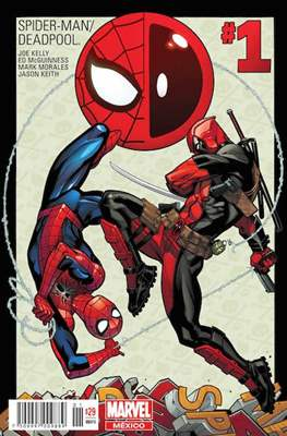 Spider-Man / Deadpool (Grapa) #1